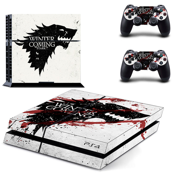 Game of Thrones Skin for PS4