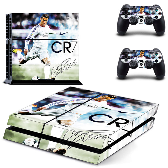 CR7 Skin for PS4