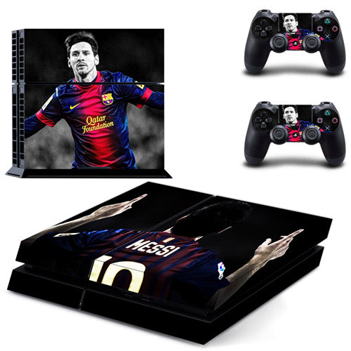 Messi Skin for PS4