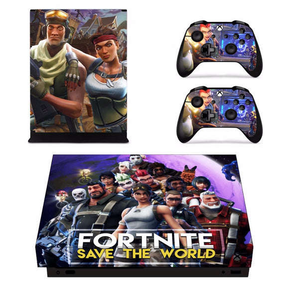 Fortnite Skin for Xbox One X