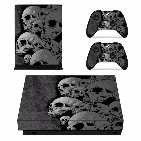 Skull Skin for Xbox One X