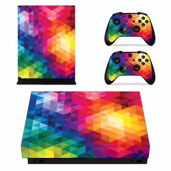 Bliss Skin for Xbox One X