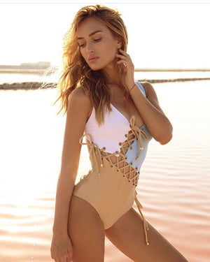 Amely one piece swimsuit