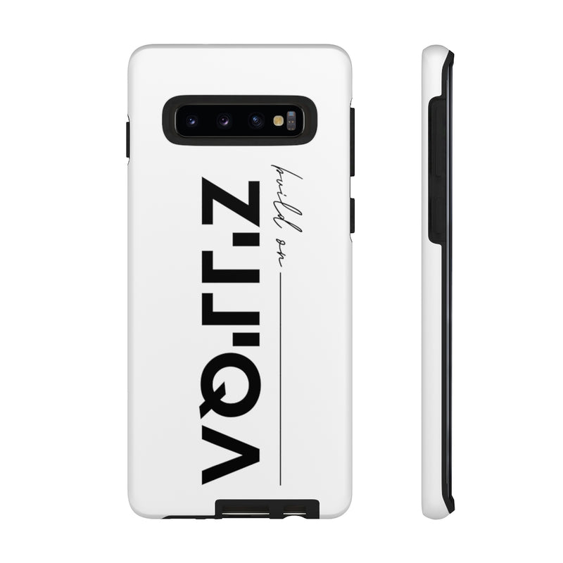 Build on Zilliqa - Samsung S10 Phone Cases