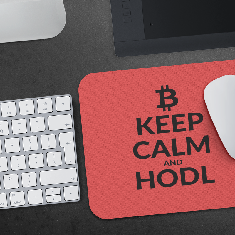 Keep calm - Mousepad