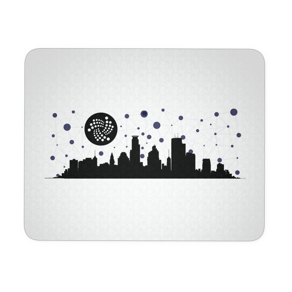 Iota city - Mousepad