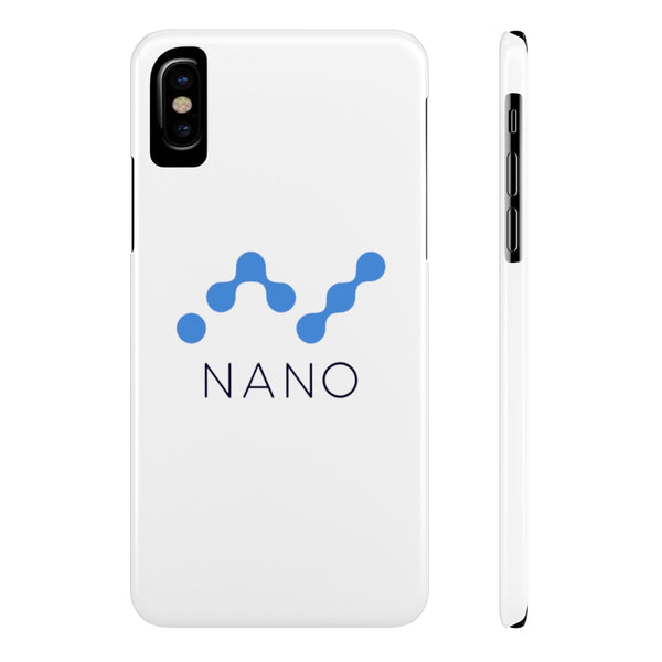Nano - Case Mate Slim Phone Cases