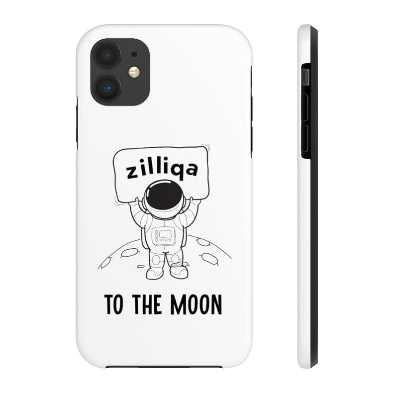 Zilliqa to the moon - IPhone Cases
