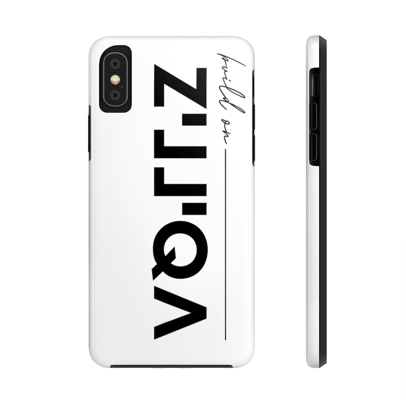 Build on Zilliqa - IPhone Cases