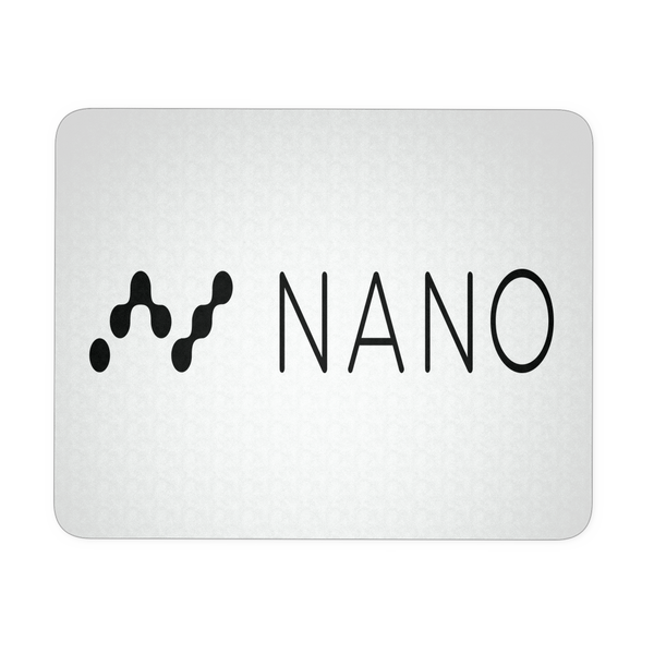 Nano black - Mousepad
