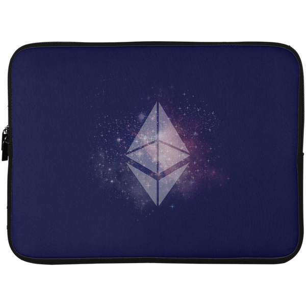 Ethereum universe - Laptop Sleeve - 15 Inch