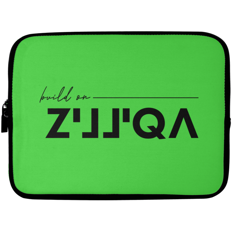 Build on Zilliqa - Laptop Sleeve - 10 inch