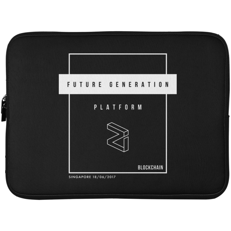 Future Generation (Zilliqa)- Laptop Sleeve - 15 Inch