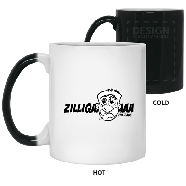 Zilliqans - 11 oz. Color Changing Mug