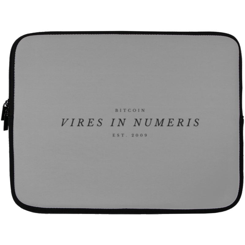 Vires in numeris - Laptop Sleeve - 13 inch