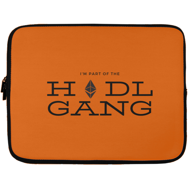 Hodl gang (Ethereum) - Laptop Sleeve - 13 inch