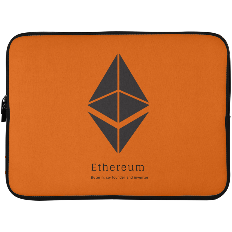 Buterin, co-founder and inventor - Laptop Sleeve - 15 Inch