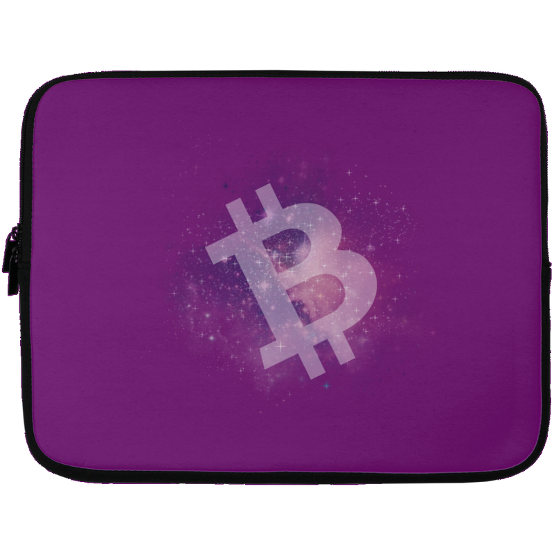 Bitcoin universe - Laptop Sleeve - 13 inch