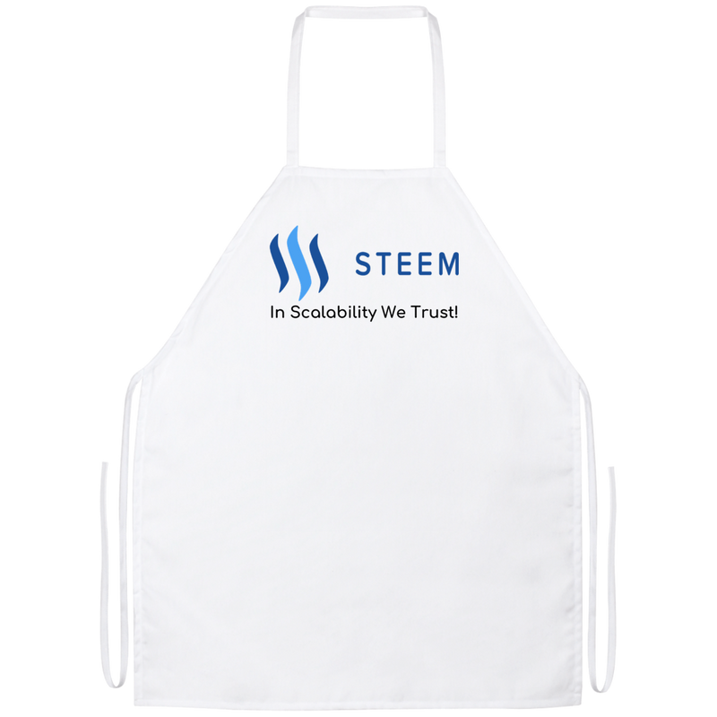 Steem in scalability we trust - Apron