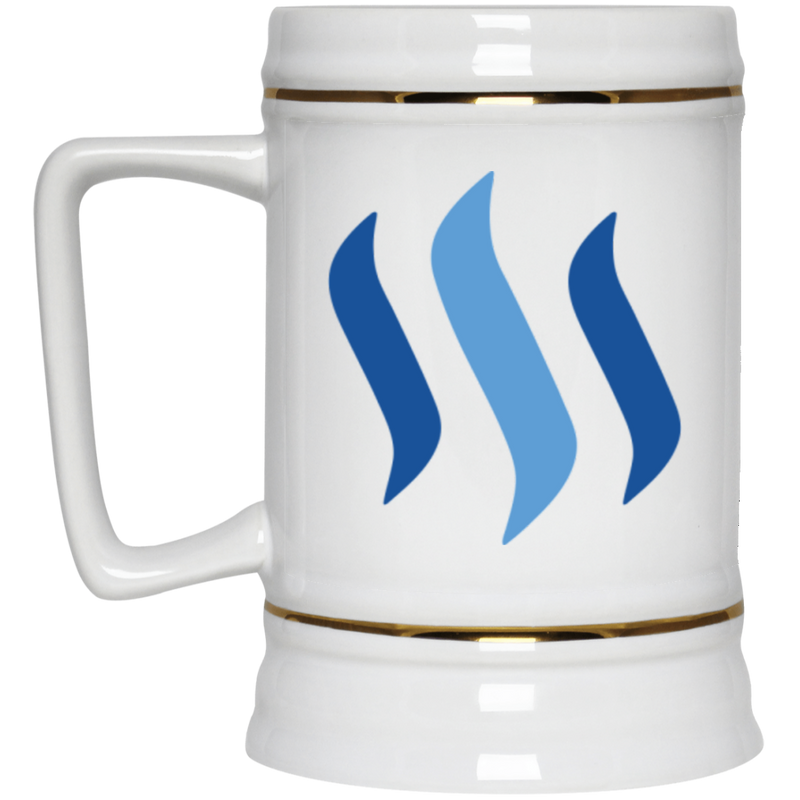 Steem - Beer Stein 22oz.