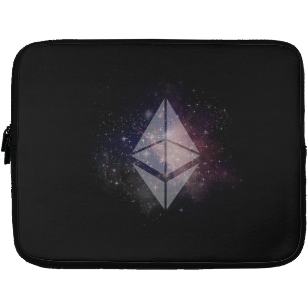 Ethereum universe - Laptop Sleeve - 13 inch