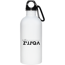 Build on Zilliqa - 20 oz. Stainless Steel Water Bottle