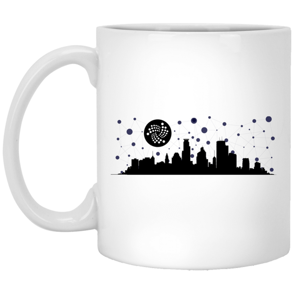 Iota city -  11oz. White Mug