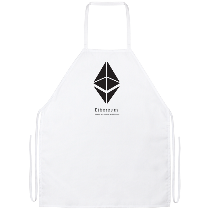 Buterin, co-founder and inventor - Apron