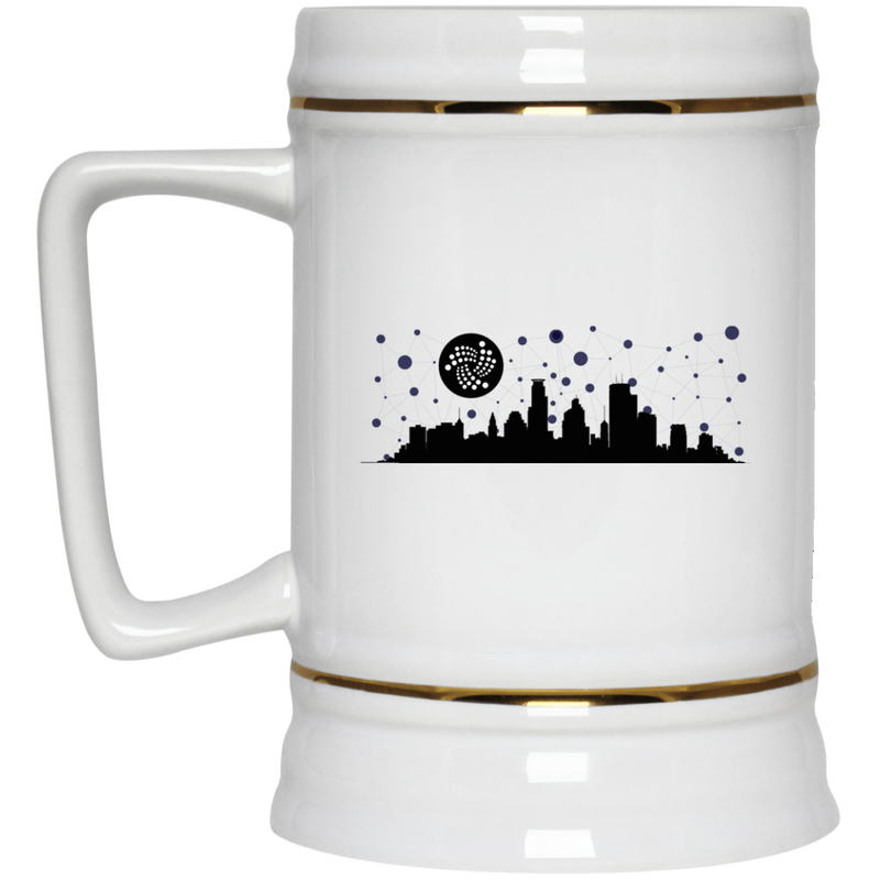 Iota city - Beer Stein 22oz.