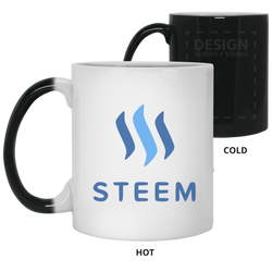 Steem - 11 oz. Color Changing Mug