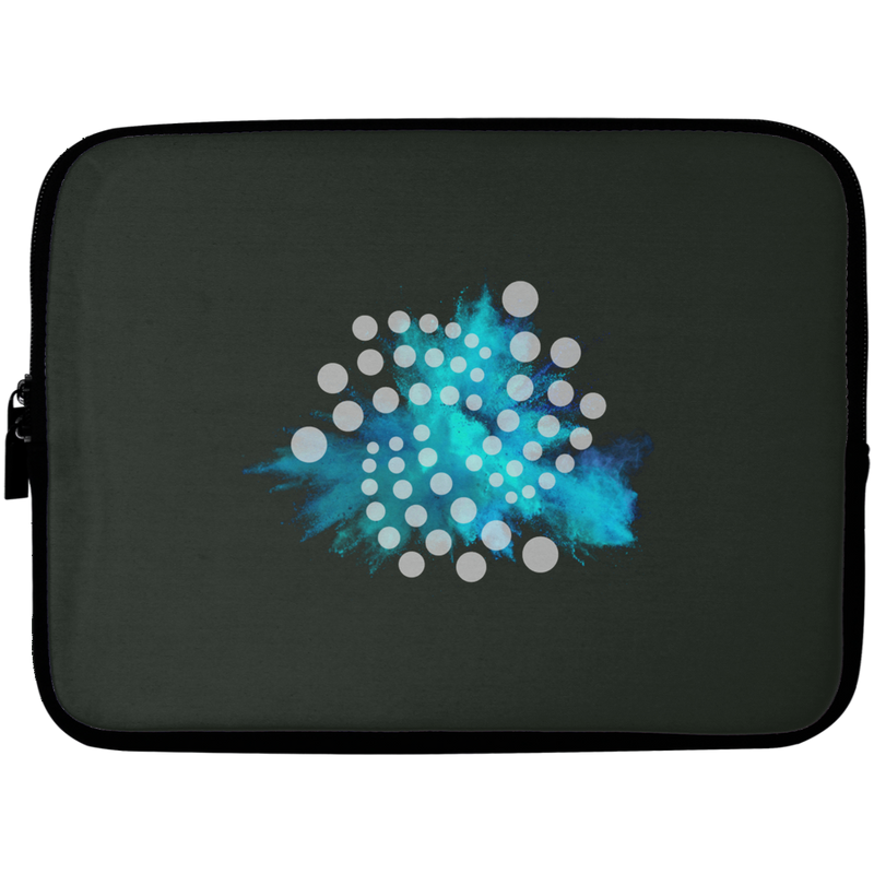 Iota color cloud - Laptop Sleeve - 10 inch