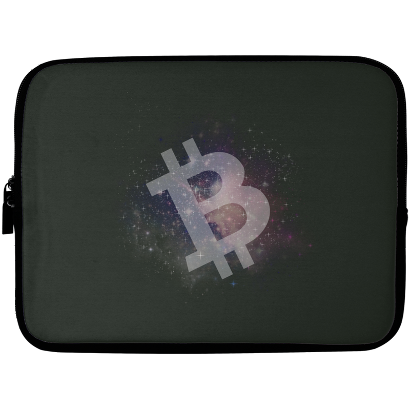 Bitcoin universe - Laptop Sleeve - 10 inch