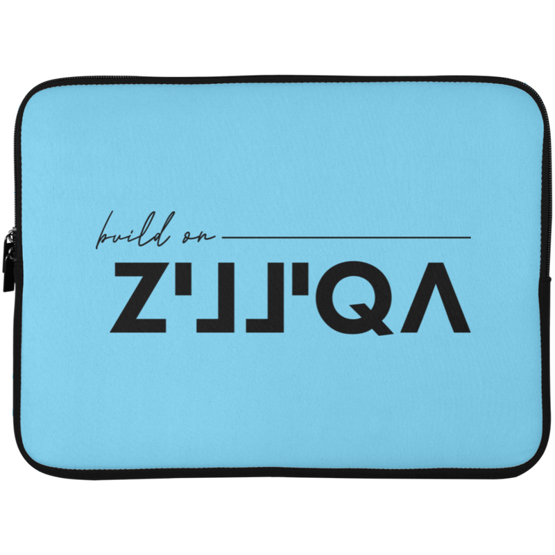 Build on Zilliqa - Laptop Sleeve - 15 Inch