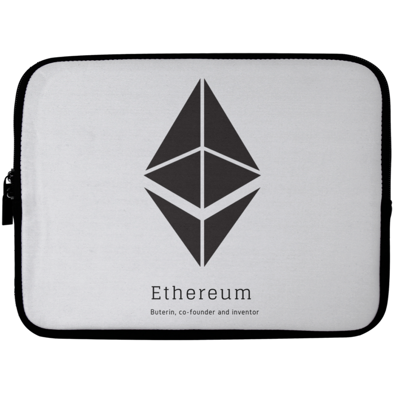 Buterin, co-founder and inventor - Laptop Sleeve - 10 inch