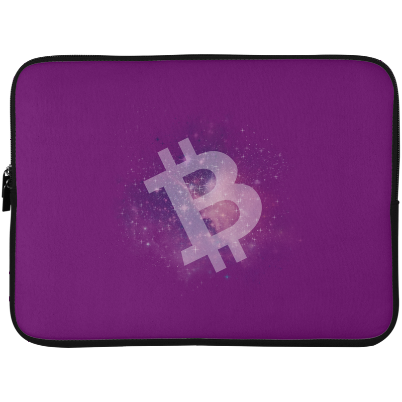 Bitcoin universe - Laptop Sleeve - 15 Inch