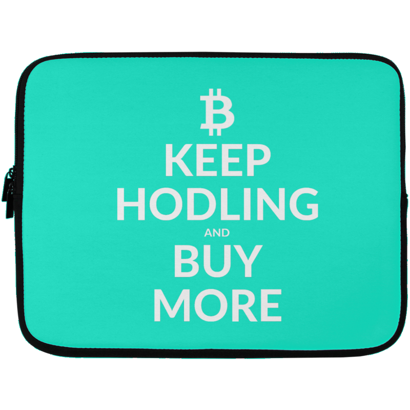 Keep Hodling - Laptop Sleeve - 13 inch