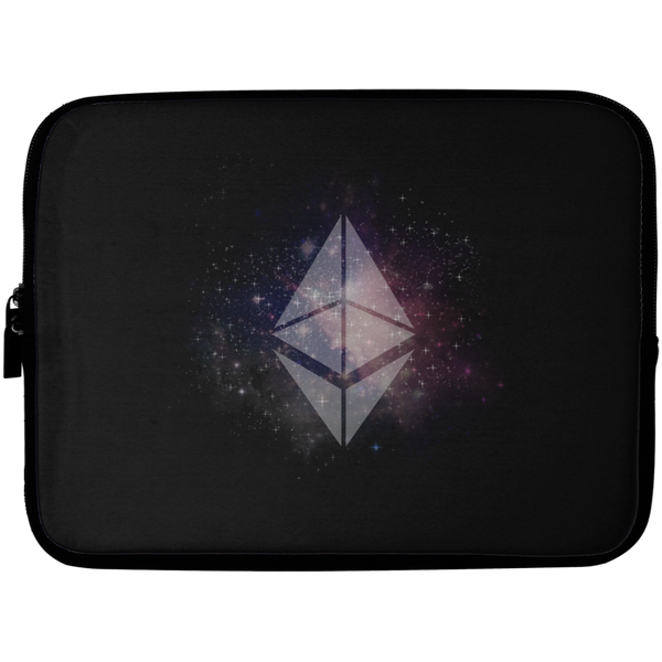 Ethereum universe - Laptop Sleeve - 10 inch