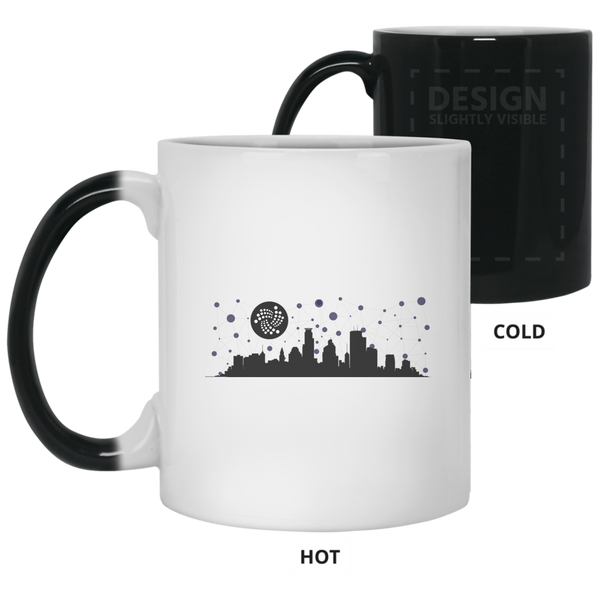 Iota city - 11oz. Color Changing Mug