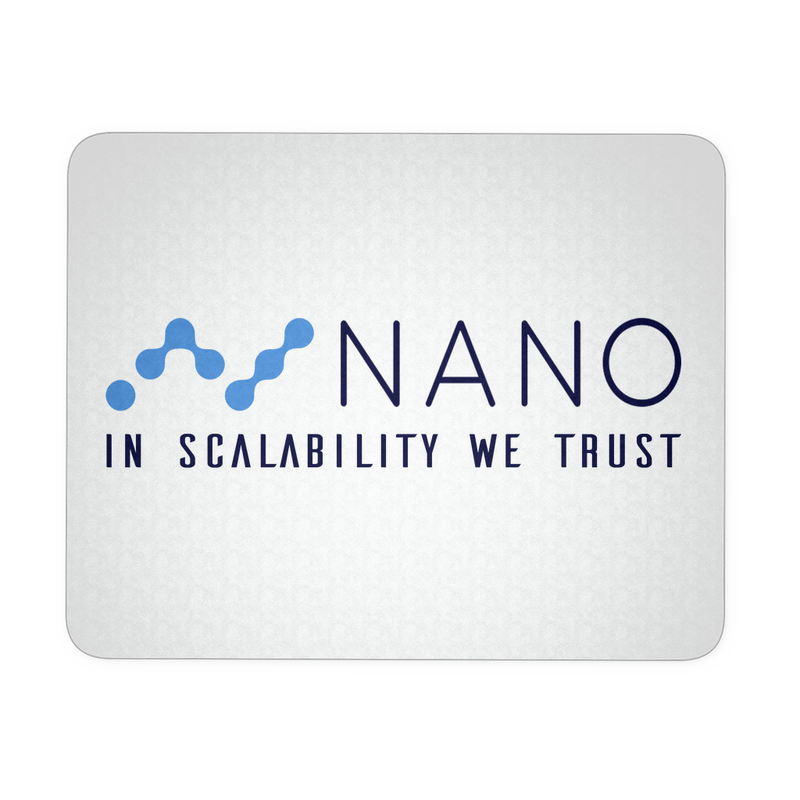 Nano in scalability we trust - Mousepad
