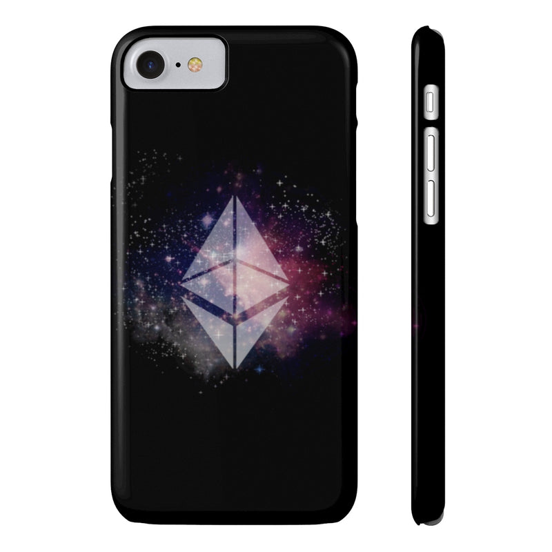 Ethereum universe - Case Mate Slim Phone Cases