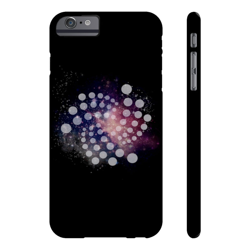 Iota universe - Case Mate Slim Phone Cases