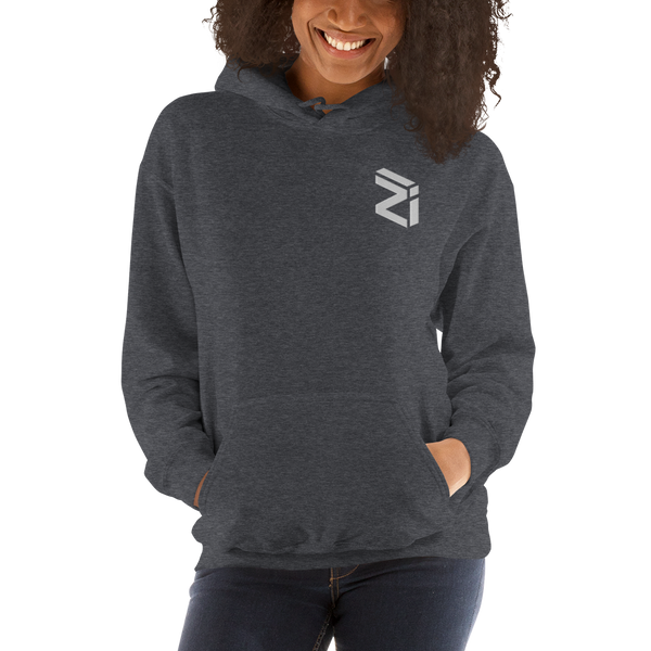Zilliqa – Women's Embroidered Hoodie