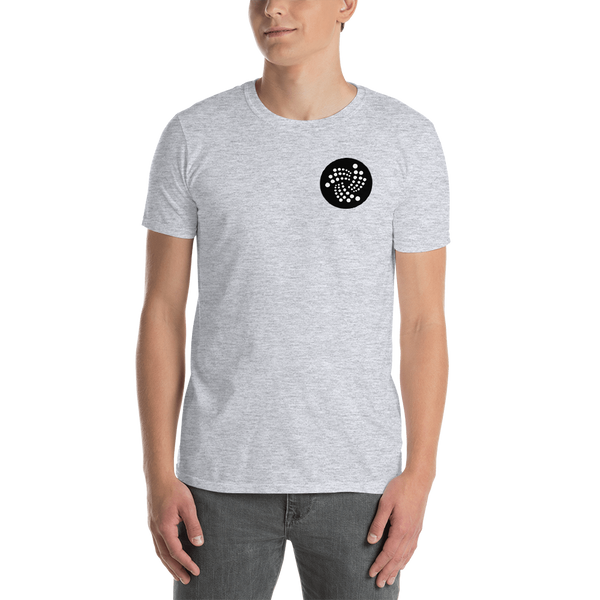 Iota logo - Men's T-Shirt