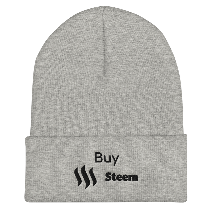 Buy Steem - Cuffed Beanie