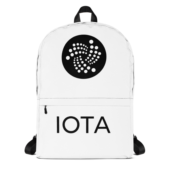 Iota logo - Backpack