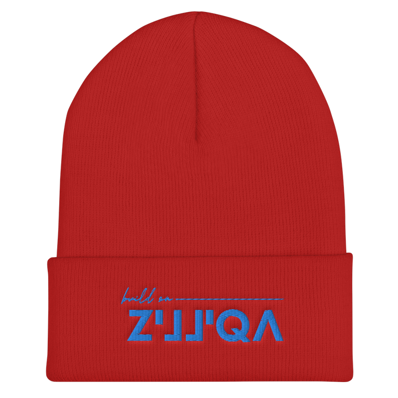Build on Zilliqa - Cuffed Beanie