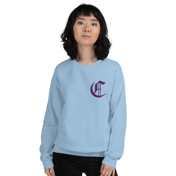 The Cryptonomist Women Sweatshirt