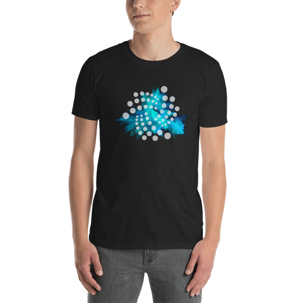 Iota color cloud - Men's T-Shirt