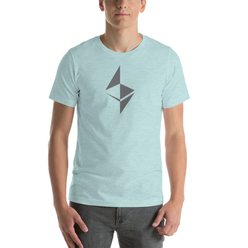Ethereum surface design - Men's Premium T-Shirt