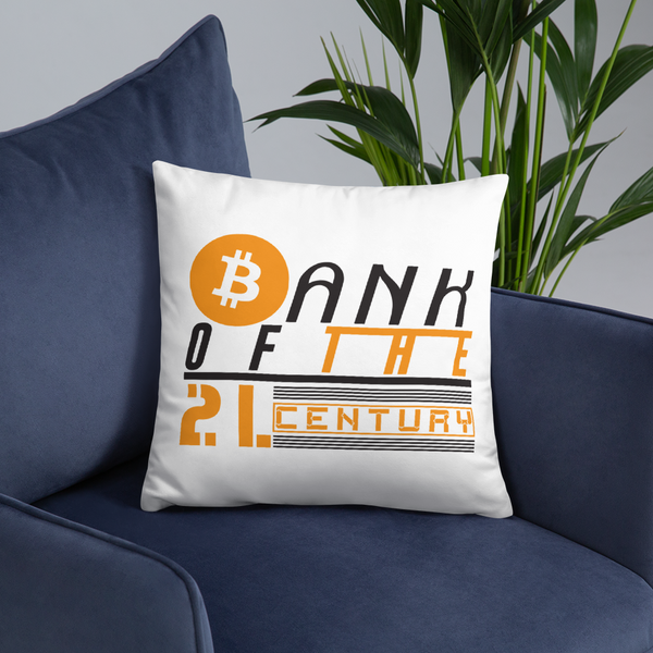 Bank in the 21. century (Bitcoin) - Pillow
